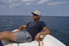 Jens-fährt-Boot